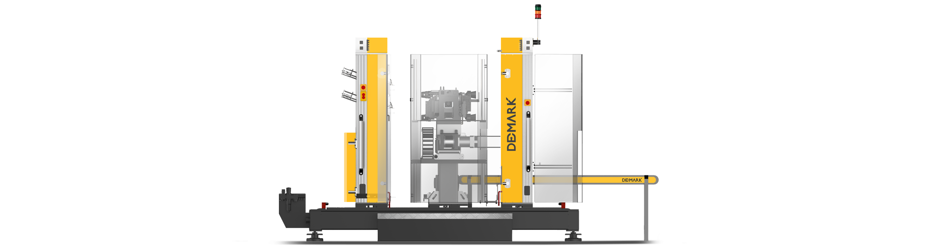 In-mold Labeling Machine Image