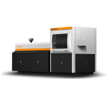 Cap Compression Molding Machine Image