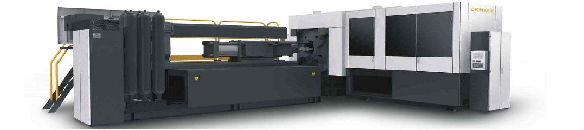 iPET High Speed Preform Injection System Image