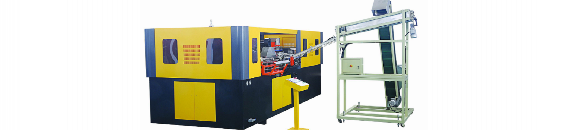 SFL-PET Series Pet Stretch Blow Molding Machine Image