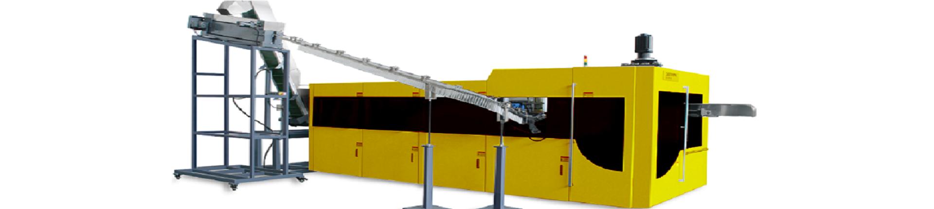 SFL-PP Series Blow Molding Machine Image