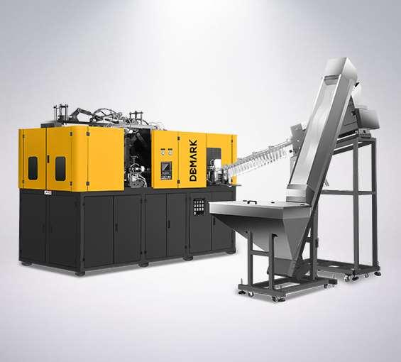 DBS Full-Automatic Blow Molding Machine