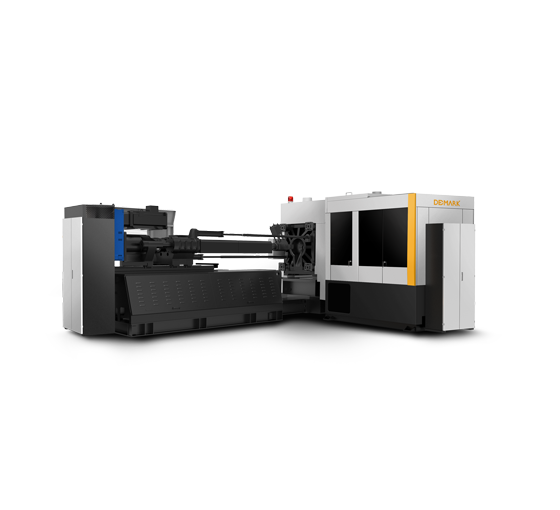 ECO Series PET Preform Injection Molding Machine