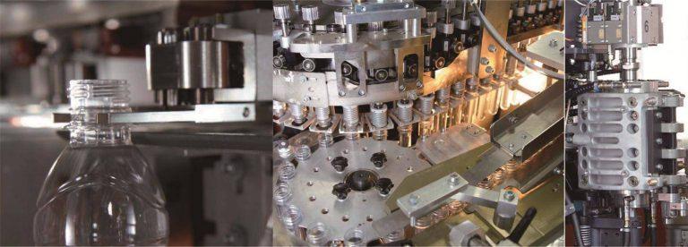 PET Blow Molding Machine Conversion Project